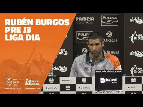 Rubén Burgos: Pre J3 LIGA DIA