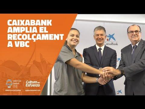 Caixabank amplía apoyo a VBC