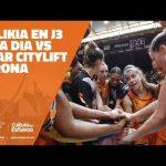 Delikia en J3 Liga Dia vs Spar Citylift Girona