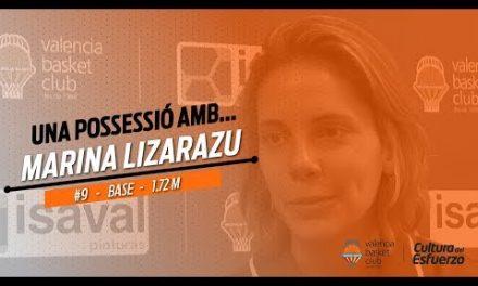 Una posesión con Marina Lizarazu