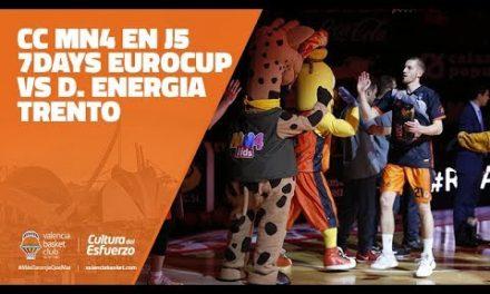 CC MN4 en J5 7DAYS Eurocup vs D. Energia Trento