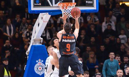 Valencia Basket gana en casa del Partizan y logra el billete al Top16 (61-69)