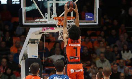 El Valencia Basket se reivindica frente al Delteco GBC (77-62)