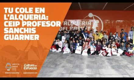 Tu cole en L'Alqueria: CEIP Profesor Sanchis Guarner