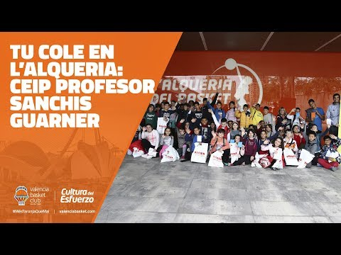 Tu cole en L'Alqueria: CEIP Profesor Sanchis Guarner