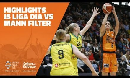 Highlights J5 LIGA DIA VS MANN FILTER