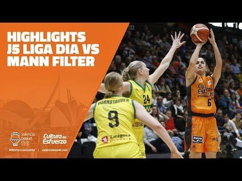 Highlights J5 LIGA DIA VS MANN FILTER