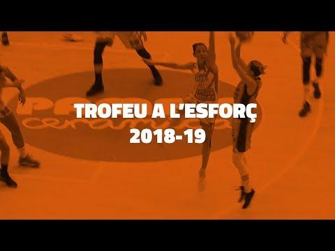 Trofeo al Esfuerzo 2018/2019
