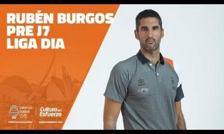 Rubén Burgos Pre J7 Liga Dia vs Embutidos Pajariel Bembibre