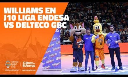 Williams en J10 Liga Endesa vs Delteco GBC