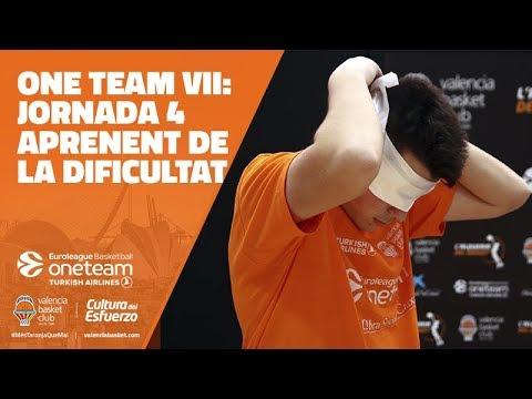 One Team VII: Jornada 4, Aprenent de la dificultat
