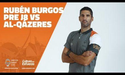 Rubén Burgos Pre J8 vs Al-qázeres