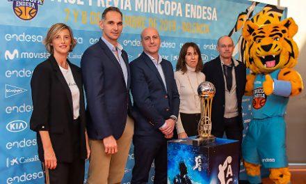 Todo a punto para la Fase Previa de la Minicopa Endesa 2018