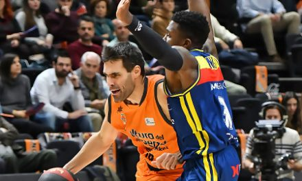 Un vendaval taronja de defensa y contraataque barre a MoraBanc Andorra