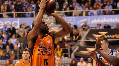 Valencia Basket se agarra a la Copa del Rey tras vencer en Burgos (77-87)