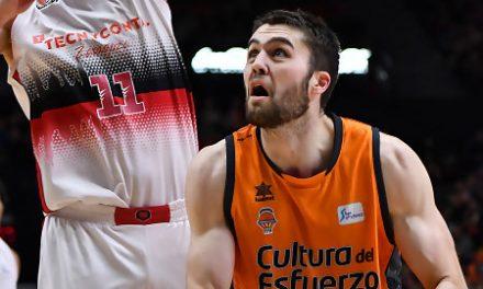 El Valencia Basket sigue de dulce (89-74)