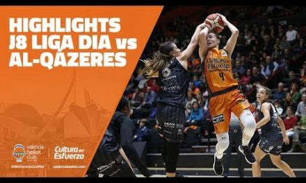 Highlights J8 LIGA DIA vs Al-qazeres
