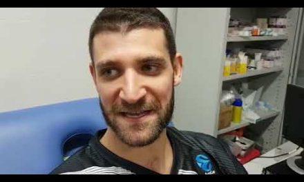 Antoine Diot post J9 7Days Eurocup