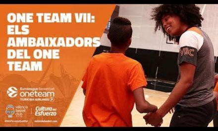 One Team VII: Els ambaixadors del One Team