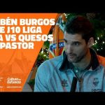 Rubén Burgos pre J10 Liga Dia vs Quesos El Pastor