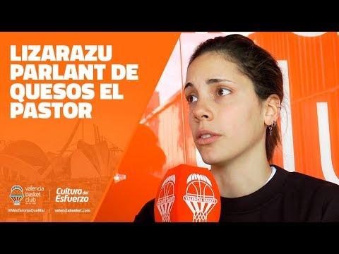 Marina Lizarazu habla sobre el próximo rival: Quesos El Pastor