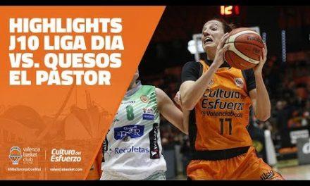 Highlights J10 LIGA DIA vs Quesos El Pastor