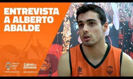 Entrevista a Alberto Abalde