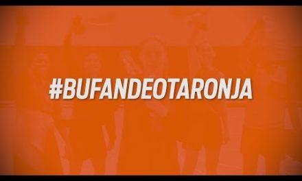 #BUFANDEOTARONJA