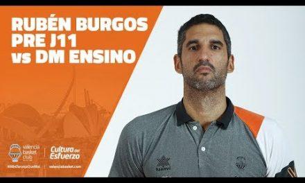 RUBÉN BURGOS PRE J11