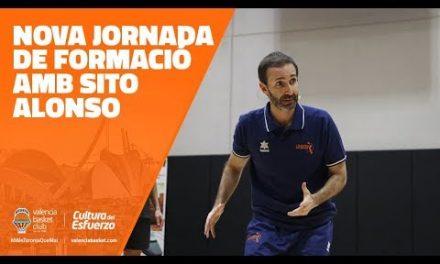 VII Jornada de Formación de Entrenadores – Sito Alonso