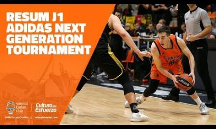 Resumen J1 – adidas Next Generation Tournament