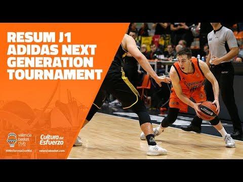 Resumen J1 – adidas Next Generation Tournament