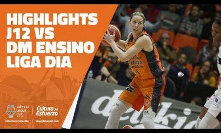 Highlights LIGA DIA J12 vs DM Ensino