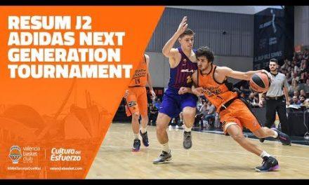 Resum J2 Adidas Next Generation Tournament