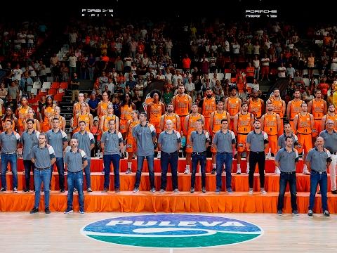 2018-19 Euroleague Basketball Adidas Next Generation Tournament Qualifier Valencia Round 3 – 30-12