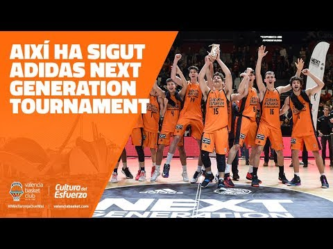 Així ha sigut L'Adidas Next Generation Tournament