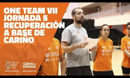 One Team VII: una recuperación a base de cariño