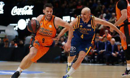 El Valencia Basket da un paso más hacia la Copa del Rey (83-67)