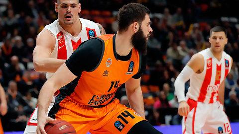 El Valencia Basket sigue invicto en la EuroCup (92-76)