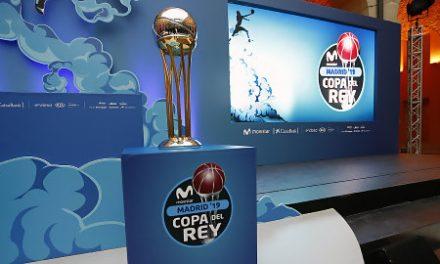 La Copa del Rey de Madrid 2019 ya conoce sus emparejamientos
