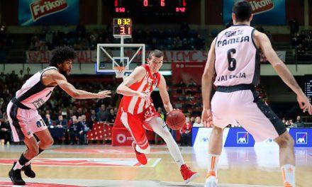 Valencia BC asegura los cuartos de la EuroCup tras vencer en Belgrado (81-82)