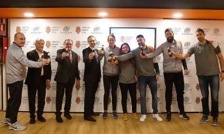 San Miguel renueva su patrocinio con Valencia Basket hasta 2020