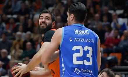 Valencia Basket suda para derrotar al San Pablo Burgos (94-92)