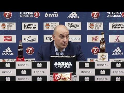 RP Post J1 Top 16 7Days Eurocup vs Unicaja