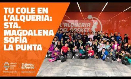 Tu cole en L'Alqueria: Santa Magdalena Sofía La Punta
