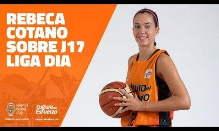Rebeca Cotano sobre J17 LIGA DIA