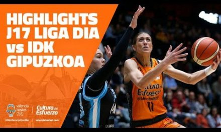 Highlights J17 LIGA DIA vs IDK Gipuzkoa