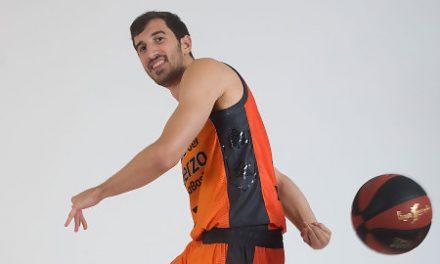 Guillem Vives cumple 200 partidos en Liga Endesa