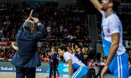 Moncho Fdez: «Para ganar en Valencia hay que ser inteligentes en defensa»