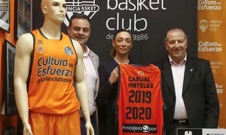 Casual Hoteles, nuevo patrocinador del Valencia Basket
